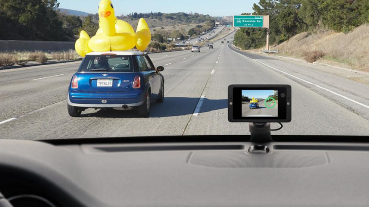 dashcam retroviseur